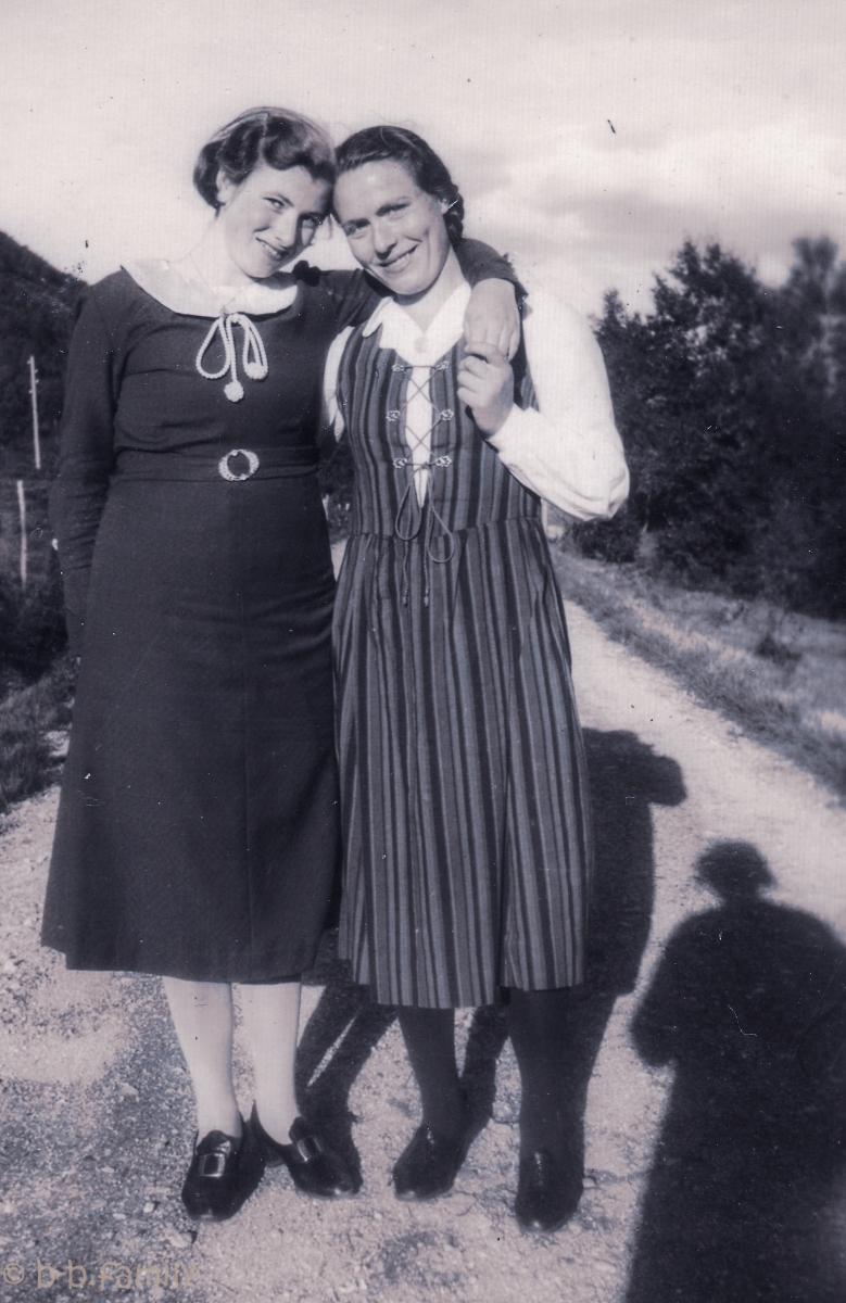 1935 - Solveig Bakke