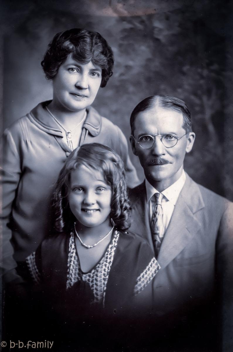 Kolset familien