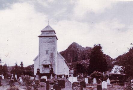 1960 - Rugsund Kirke