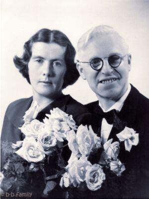 Rolf og Ragnhild Bakke