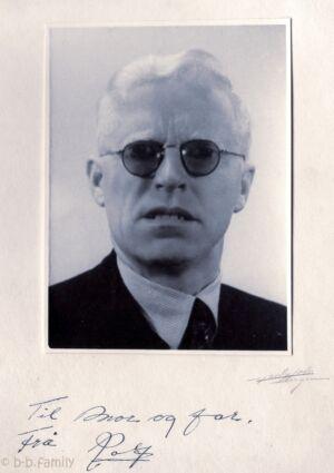 ca 1950 - Rolf Bakke