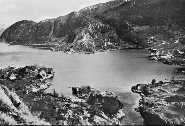 Rugsund 1920-30